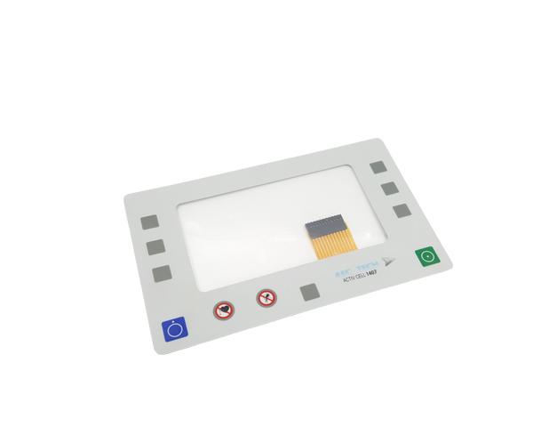 FPC线路+薄膜按键开关